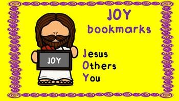 JOY Bookmarks