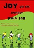 JOY ON THE JOURNEY: Psalm 149