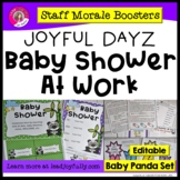 JOYFUL DAYZ Baby Shower At Work (Baby Panda Set)