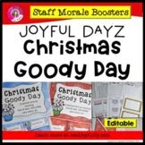 JOYFUL DAYZ (Staff Morale Boosters) CHRISTMAS GOODY DAY