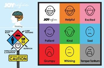 JOYrific 11x17 inch Chart