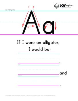 JOYrific ABC to XYZ Preschool Curriculum Printables