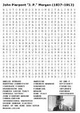 JP Morgan Word Search