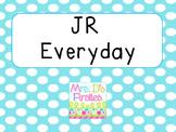 JR Everyday Font