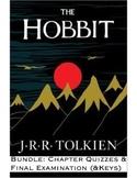 """JRR Tolkien's """"The Hobbit"""" Bundle -Chapter Quizzes & Final"""