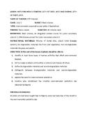 JSS1 Basic Science Lesson Plan for Environmental Sanitatio