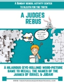 JUDGES OF THE BIBLE - A REBUS WORD PUZZLE GAME