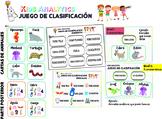 JUEGO DE CLASIFICACIÓN por KIDS ANALYTICS EN ESPAÑOL!!!