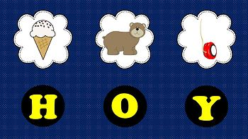 JUEGO: La Palabra Misteriosa MUESTRA / GAME: The Secret Word FREEBIE Sight words