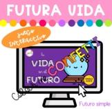 JUEGO - Tu vida en el futuro - Colour me Confetti