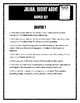 JULIAN, SECRET AGENT by Ann Cameron - Comprehension & Text
