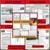 JULIUS CAESAR BUNDLE CROSSES THE RUBICON & ASSASSINATION Differentiated