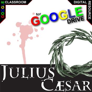 JULIUS CAESAR Digital Unit Plan Novel Study - Literature Guide