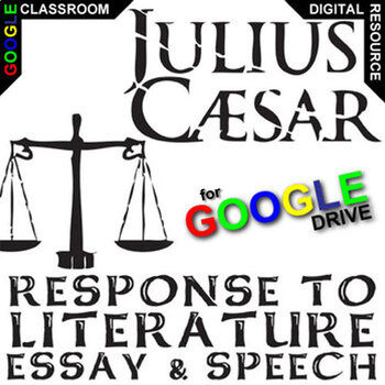 Julius Caesar Essay Prompts And Speech W Rubrics Created For Digital  Letter Writing Help Online also Thesis Statement For Comparison Essay  Causes Of The English Civil War Essay