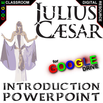 JULIUS CAESAR Introduction to Shakespeare (Created for Digital)