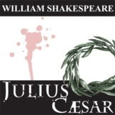 JULIUS CAESAR Unit Play Study (William Shakespeare) - Literature Guide