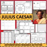 JULIUS CAESAR Roman Leader Biographical Biography Research