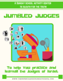 JUMBLED JUDGES