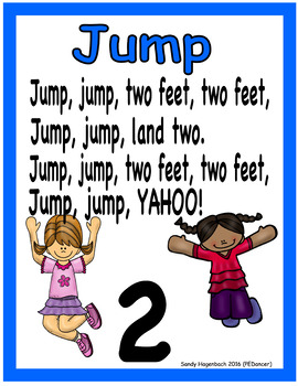 JUMP Locomotor Poster