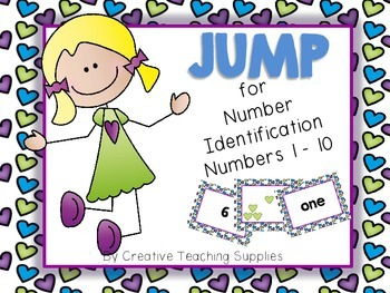 JUMP for Number Identification 0-10