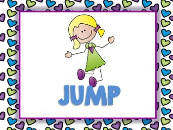 JUMP for Number Identification 11-20