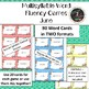 JUNE Multisyllabic Games Word Fluency Literacy Center Big Words
