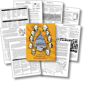 10 FREE Lessons! U.S. History & Government Curriculums (MUST USE PRODUCT LINKS)