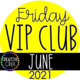 JUNE VIP Club 2021: JUNE Clipart ($19.00 Value)
