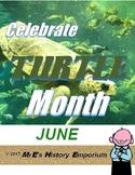 JUNE is LOUISIANA/U.S. Turtle Month