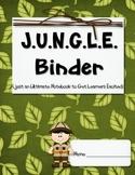 JUNGLE Binder Starter Kit
