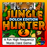 JUNGLE HUNTER (Dolch Kinder) - A Fun High Frequency Sight