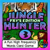 JUNGLE HUNTER Fry's set3 (101-150) - A Fun High Frequency