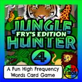 JUNGLE HUNTER Fry's set4 (151-200) - A Fun High Frequency