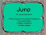JUNO Film worksheet
