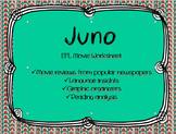 JUNO Film worksheet