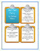 Patricia Polacco JUST PLAIN FANCY - Discussion Cards