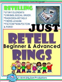 JUST RETELL RINGS Beginner & Advanced