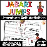 Jabari Jumps  Activities - Story by Gaia Cornwall