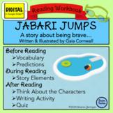 Jabari Jumps DIGITAL Reading Workbook in Google Slides