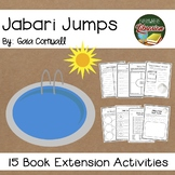 Jabari Jumps by Gaia Cornwall 15 Literature Extension Acti