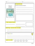 Jabari Jumps by Gaia Cornwall - Read Aloud Journal Activities