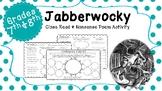 Jabberwocky Close Read & Nonsense Poem Activity