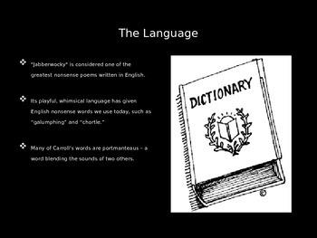 Jabberwocky PowerPoint