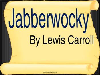 Jabberwocky Powerpoint Presentation: Animated