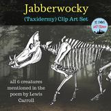 Jabberwocky Taxidermy Clip Art