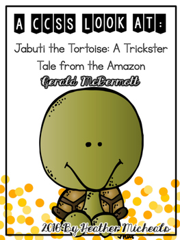 Jabuti the Tortoise: A Trickster Tale from the Amazon