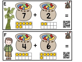 QR Code Jack And The Beanstalk Addition