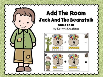 Jack And The Beanstalk Addition To 10