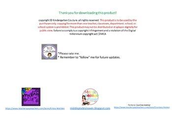 Jack And The Beanstalk Behavior Sticker Charts -Freebie