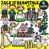 Jack And The Beanstalk Clip Art Bundle {Educlips Clipart}